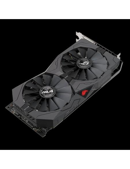 ASUS ROG 90YV0AJ8-M0NA00 grafikkort AMD Radeon RX 570 8 GB GDDR5 Asus 90YV0AJ8-M0NA00 - 3