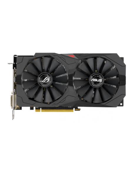 ASUS ROG 90YV0AJ8-M0NA00 graphics card AMD Radeon RX 570 8 GB GDDR5 Asus 90YV0AJ8-M0NA00 - 7
