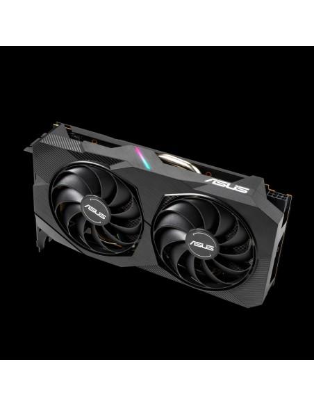 ASUS Dual -RX5500XT-O4G-EVO AMD Radeon RX 5500 XT 4 GB GDDR6 Asus 90YV0DV2-M0NA00 - 7