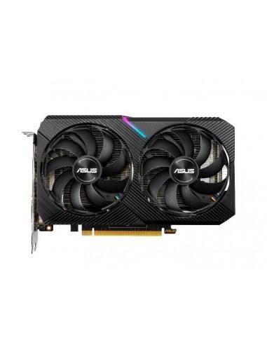 ASUS Dual -RTX2070-8G-MINI NVIDIA GeForce RTX 2070 8 GB GDDR6 Asus 90YV0EC1-M0NA00 - 1