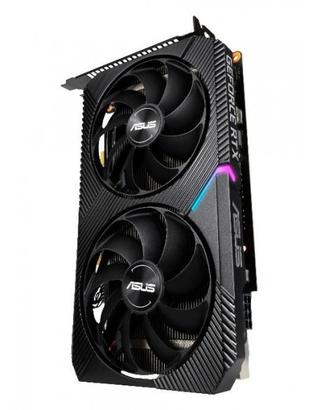 ASUS Dual -RTX2070-8G-MINI NVIDIA GeForce RTX 2070 8 GB GDDR6 Asus 90YV0EC1-M0NA00 - 5