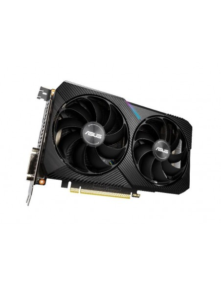 ASUS Dual -RTX2070-8G-MINI NVIDIA GeForce RTX 2070 8 GB GDDR6 Asus 90YV0EC1-M0NA00 - 8
