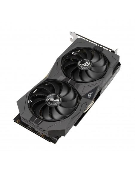 ASUS ROG -STRIX-GTX1650-O4GD6-GAMING NVIDIA GeForce GTX 1650 4 GB GDDR6 Asus 90YV0EI0-M0NA00 - 5