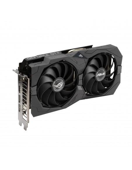 ASUS ROG -STRIX-GTX1650-O4GD6-GAMING NVIDIA GeForce GTX 1650 4 GB GDDR6 Asus 90YV0EI0-M0NA00 - 6
