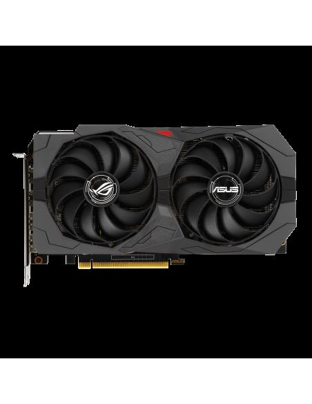 ASUS ROG -STRIX-GTX1650-4GD6-GAMING NVIDIA GeForce GTX 1650 4 GB GDDR6 Asus 90YV0EI2-M0NA00 - 4