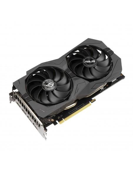 ASUS ROG -STRIX-GTX1650-4GD6-GAMING NVIDIA GeForce GTX 1650 4 GB GDDR6 Asus 90YV0EI2-M0NA00 - 5