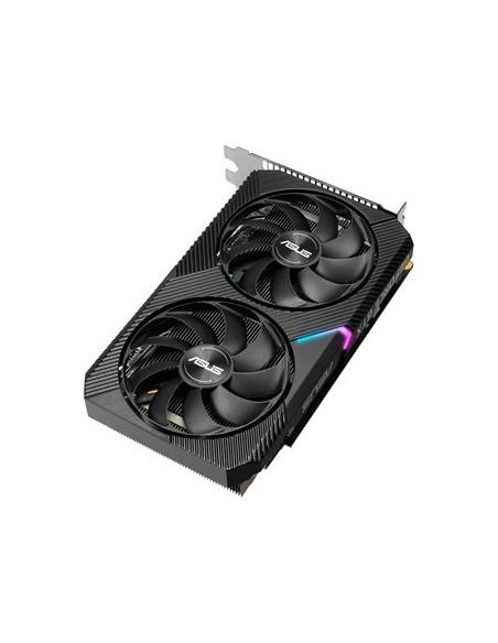 ASUS Dual -GTX1660S-O6G-MINI NVIDIA GeForce GTX 1660 SUPER 6 GB GDDR6 Asustek 90YV0DT4-M0NA00 - 3