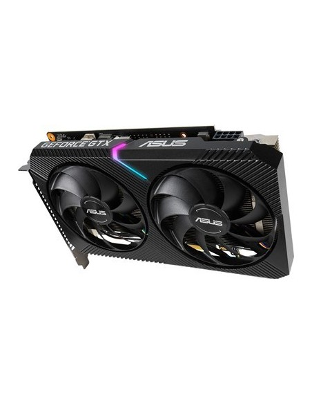 ASUS Dual -GTX1660S-O6G-MINI NVIDIA GeForce GTX 1660 SUPER 6 GB GDDR6 Asustek 90YV0DT4-M0NA00 - 4