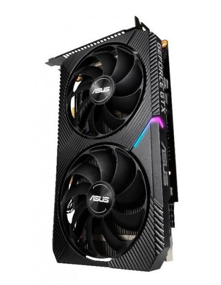 ASUS Dual -GTX1660S-O6G-MINI NVIDIA GeForce GTX 1660 SUPER 6 GB GDDR6 Asustek 90YV0DT4-M0NA00 - 6