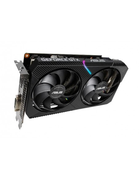 ASUS Dual -GTX1660S-O6G-MINI NVIDIA GeForce GTX 1660 SUPER 6 GB GDDR6 Asustek 90YV0DT4-M0NA00 - 7