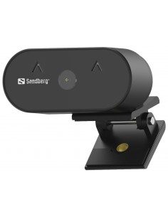 Sandberg USB Webcam Wide Angle 1080P HD Sandberg 134-10 - 1