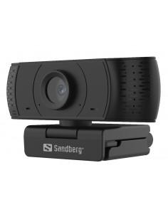 Sandberg 134-16 verkkokamera 2 MP 1920 x 1080 pikseliä USB 2.0 Musta Sandberg 134-16 - 1