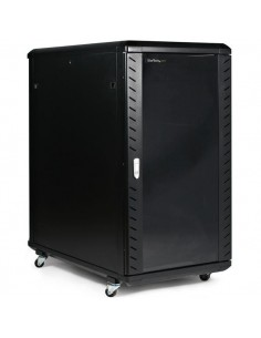 StarTech.com 22U 36in Knock-Down Server with Casters Startech RK2236BKF - 1