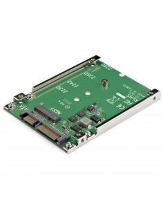 """StarTech.com M.2 SSD till 2,5"""" SATA-adapter-konverterare Startech SAT32M225 - 1"""