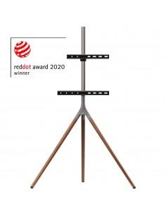 "One For All WM 7471 165.1 cm (65"") Black, Grey, Wood Oneforall WM7471 - 1"