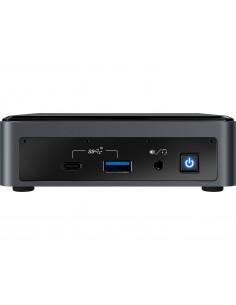 Intel NUC BXNUC10I3FNK2 PC/workstation barebone UCFF Black BGA 1528 i3-10110U 2.1 GHz Intel BXNUC10I3FNK2 - 1