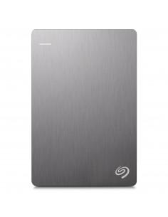 Seagate Backup Plus Slim Portable Drive 1TB, Silver Seagate STDR1000201 - 1