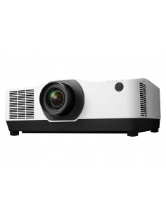 NEC PA804UL data projector Ceiling / Floor mounted 8200 ANSI lumens 3LCD WUXGA (1920x1200) 3D White Nec 60005035 - 1
