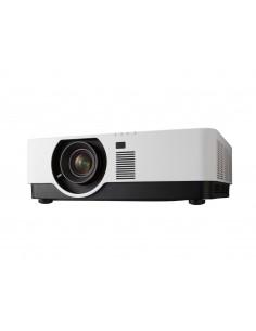 NEC P506QL data projector Ceiling / Floor mounted 5000 ANSI lumens DLP 2160p (3840x2160) 3D White Nec 60004812 - 1