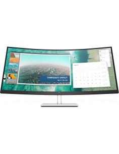"""HP E344c 86.4 cm (34"""") 3440 x 1440 pikseliä Quad HD Hopea Hp 6GJ95AA#ABB - 1"""