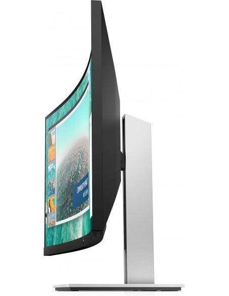 "HP E344c 86.4 cm (34"") 3440 x 1440 pixlar Quad HD Silver Hp 6GJ95AA#ABB - 4"