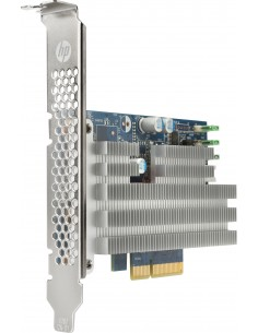 HP Y7B59AA SSD-massamuisti Half-Height/Half-Length (HH/HL) 512 GB PCI Express MLC Hp Y7B59AA - 1