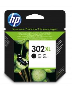 HP 302XL 1 pc(s) Original High (XL) Yield Black Hp F6U68AE#UUS - 1