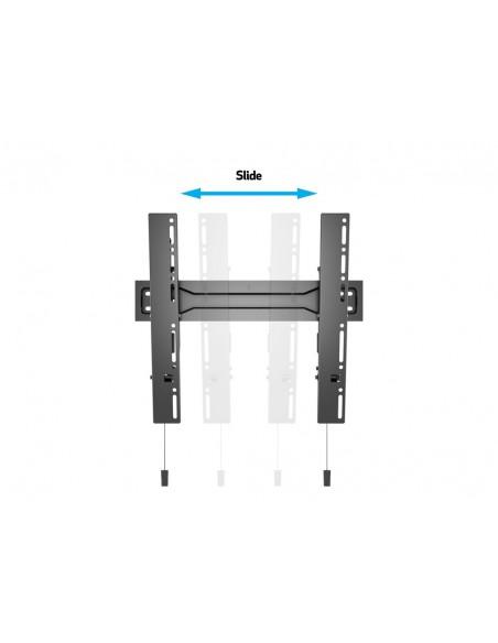 Multibrackets M VESA Wallmount Super Slim Tilt 400 MAX Multibrackets 7350073735532 - 12