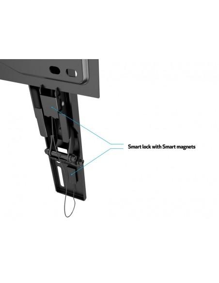 """Multibrackets 5532 TV-kiinnike 139.7 cm (55"""") Musta Multibrackets 7350073735532 - 18"""