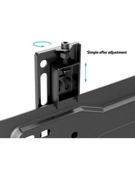 Multibrackets M VESA Wallmount Super Slim Fixed 400 MAX Multibrackets 7350073735556 - 12