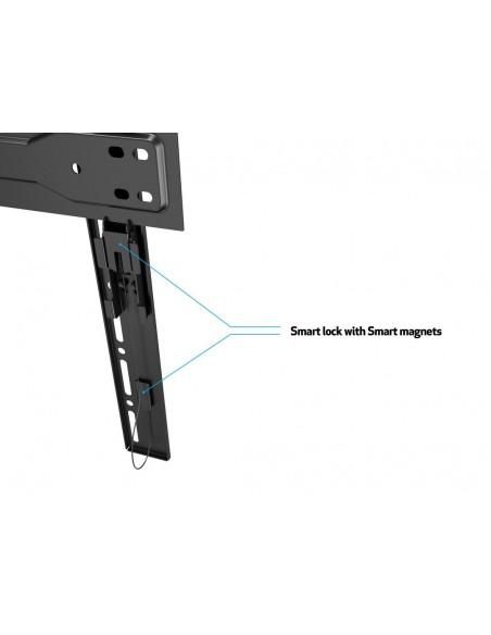 """Multibrackets 5563 kyltin näyttökiinnike 2.54 m (100"""") Musta Multibrackets 7350073735563 - 17"""