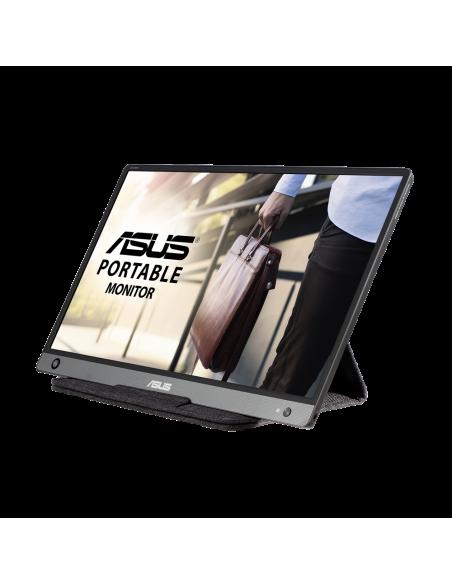 "ASUS MB16AH 39.6 cm (15.6"") 1920 x 1080 pikseliä Full HD Musta, Harmaa Asus 90LM04T0-B02170 - 5"