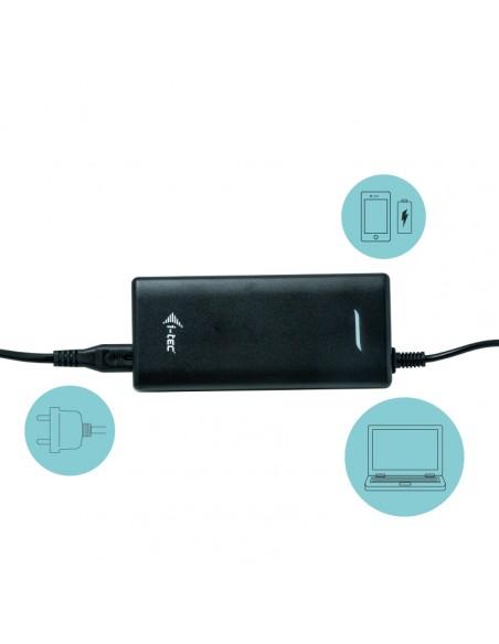 i-tec CHARGER-C112W mobiililaitteen laturi Musta Sisätila I-tec Accessories CHARGER-C112W - 3