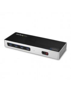 StarTech.com Dual-4K Docking Station with 6 x USB 3.0 Ports Startech DK30A2DH - 1