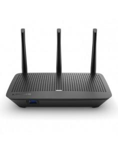 Linksys EA7500V3 wireless router Gigabit Ethernet Dual-band (2.4 GHz / 5 GHz) Black Linksys EA7500V3-EU - 1