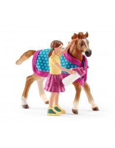Schleich Horse Club 42361 leksaksfigurer Schleich 42361 - 1