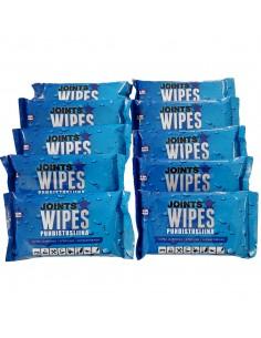 JOINTS Wipes - Puhdistusliina desinfiointiin 80kpl Soudal Oy WIPE10-Pack - 1