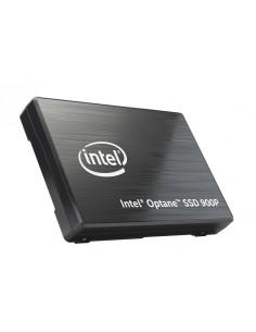 Intel SSDPE21D280GAX1 SSD-hårddisk U.2 280 GB PCI Express 3.0 3D XPoint NVMe Intel SSDPE21D280GAX1 - 1