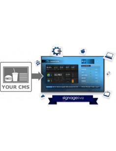 Signagelive SLL-2-1 programlicenser/uppgraderingar 1 licens/-er Startpaket Signagelive SLL-2-1 - 1