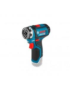 Bosch GSR 12V-15 FC Professional Keyless 600 g Black, Blue Bosch 06019F6004 - 1
