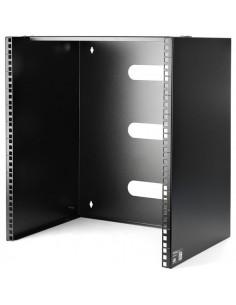 StarTech.com Väggmonteringsfäste för kort rackmonterbar utrustning - solitt stål 12U Startech WALLMNT12 - 1