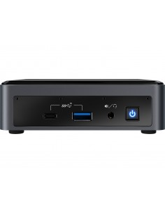 Intel NUC BXNUC10I5FNK datorhölje & moderkort UCFF Svart BGA 1528 i5-10210U 1.6 GHz Intel BXNUC10I5FNK - 1
