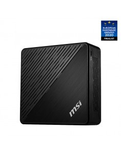MSI Cubi 5 10M-006MYS i5-10210U 0.69L sized PC 10th gen Intel® Core™ i5 8 GB DDR4-SDRAM 256 SSD Windows 10 Home Mini Black Msi C