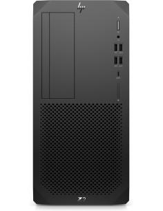 HP Z2 G5 i7-10700K Tower 9. sukupolven Intel® Core™ i7 32 GB DDR4-SDRAM 1000 SSD Windows 10 Pro for Workstations Työasema Musta