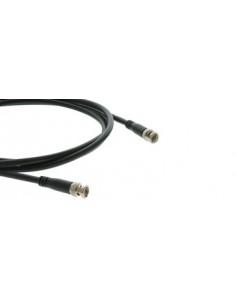 Kramer Electronics BNC Coax 0.9m koaxialkablar RG-6 0.9 m Svart Kramer 91-0101003 - 1