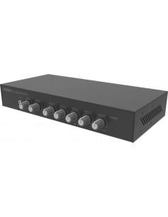 Vision AV-1900 audio amplifier Home Black Vision AV-1900 - 1
