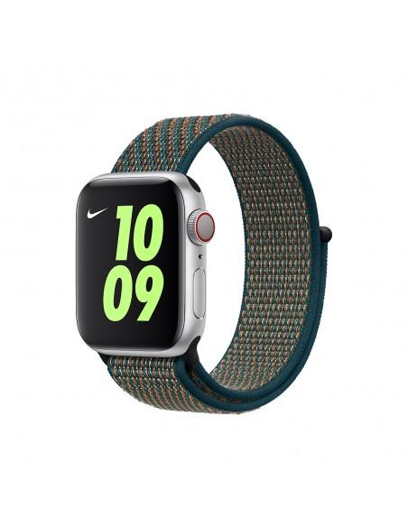 apple-mxn22zm-a-tillbehor-till-smarta-armbandsur-band-karmosinrod-gron-nylon-2.jpg