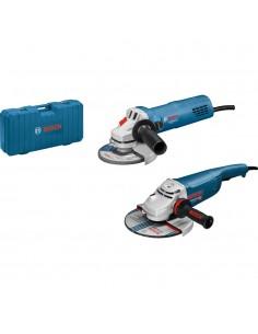 Bosch Gws 22-230 Jh + Gws 880 Angle Grinder Set Bosch 0615990K2J - 1
