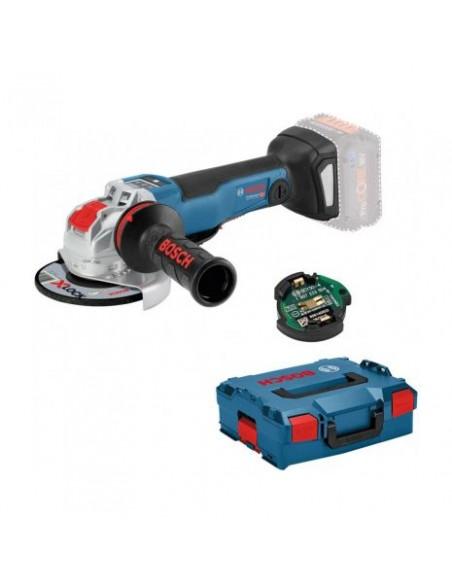 Bosch GWX 18V -10 PSC Akku-kulmahiomakone Bosch 06017B0800 - 1