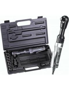 Aerotec 1/2 inch ratchet set in case Aerotec 201354 - 1